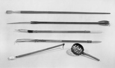 Brooklyn Museum: Model of an Ice Scoop
