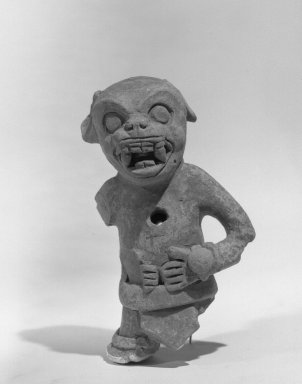 Aztec. Figurine. Clay Brooklyn Museum, Frank L. Babbott Fund, 36.904. Creative Commons-BY