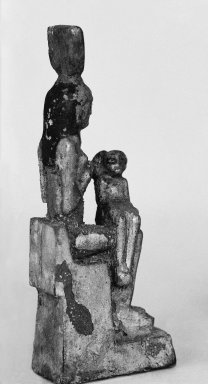 Brooklyn Museum: Small Statue