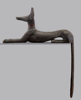Brooklyn Museum: Anubis