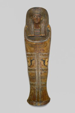 Anthropoid Coffin of the Servant of the Great Place, Teti