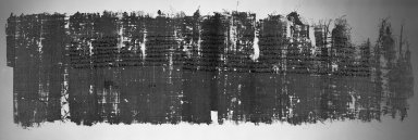 Long Sheets, 201 - 200 B.C.E. Papyrus, pigment, 37.1839Ea: 11 5/16 x 40 3/8 in. (28.8 x 102.5 cm). Brooklyn Museum, Charles Edwin Wilbour Fund, 37.1839Ea-b