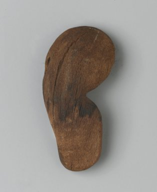 Brooklyn Museum: Ear