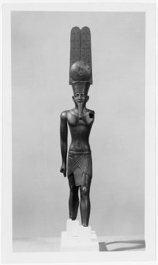 Standing Figure of the God Amun-Re