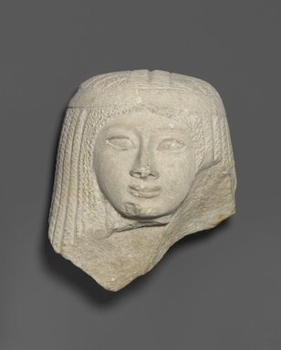 Brooklyn Museum: Female Head
