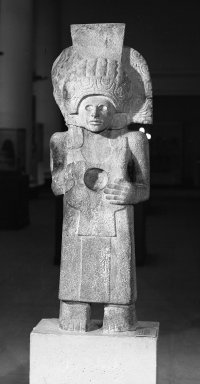 Brooklyn Museum: Statue