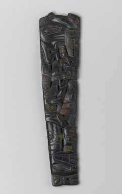 Brooklyn Museum: Carved Pipe