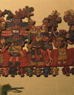"Mantle (""The Paracas Textile"")"
