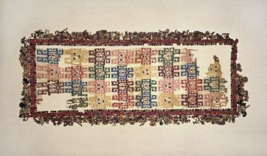 Brooklyn Museum: Mantle (