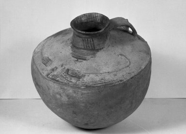 Large Water Jar. Clay Brooklyn Museum, Museum Expedition 1938, Dick S. Ramsay Fund, 38.606. Creative Commons-BY