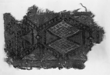 Brooklyn Museum: Egypto-Arabic Textile, Carpet Fragment