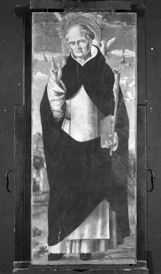 Brooklyn Museum: St. Dominic(?)