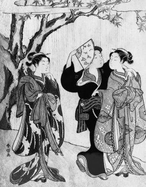 Utagawa Hiroshige (Ando) (Japanese, 1797-1858). Returning Sails at Yabase (Yabase no Kihan), from Eight Views of the Province Omi (Omi Hakkei), ca. 1834. Woodblock color print, Sheet: 9 1/8 x 14 1/16 in. (23.2 x 35.7 cm). Brooklyn Museum, Frank L. Babbott Fund, 39.586