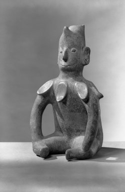 Tarascan. Figurine. Pottery Brooklyn Museum, Museum Collection Fund, 40.15. Creative Commons-BY