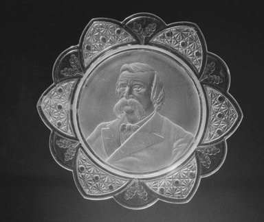 Brooklyn Museum: Plate (John Logan)