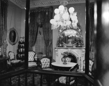Colonel Robert J. Milligan House Parlor