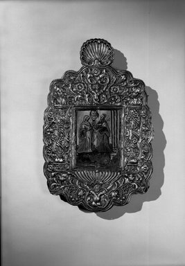 Brooklyn Museum: The Meeting of Joachim and Anna