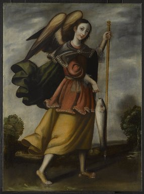 Brooklyn Museum: Archangel Raphael