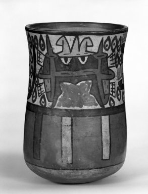 Brooklyn Museum: Jar with Rounded Bottom