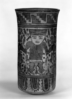 Vase with Rounded Bottom. Pottery Brooklyn Museum, Museum Expedition 1941, Frank L. Babbott Fund, 41.1275.53. Creative Commons-BY