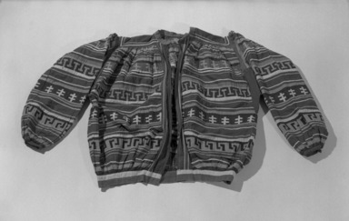 Seminole (Native American). Man's Shirt, ca. 1940. Cotton, 26 9/16 x 38 9/16 in. (67.5 x 97.9 cm). Brooklyn Museum, A. Augustus Healy Fund, 41.224. Creative Commons-BY