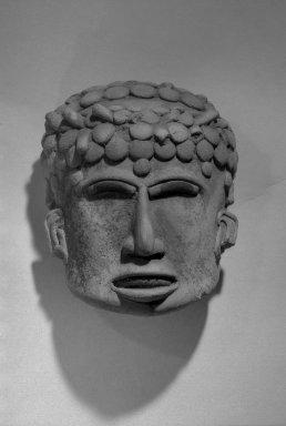Small Head. Pottery Brooklyn Museum, A. Augustus Healy Fund, 41.226. Creative Commons-BY