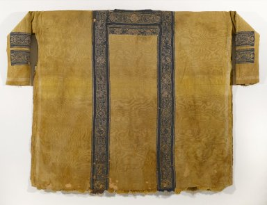 Brooklyn Museum: Wool Tunic with Mythological Motifs