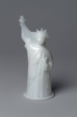 Brooklyn Museum: Figure,  Statue of Liberty