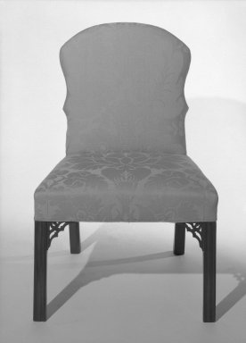 American. Side Chair. Brooklyn Museum, Gift of Luke Vincent Lockwood, 41.711. Creative Commons-BY