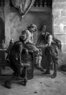 Brooklyn Museum: Tavern Scene