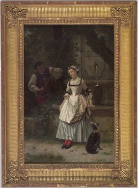 Brooklyn Museum: At the Fountain
