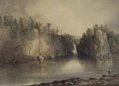 Brooklyn Museum: Falls of the Passaic