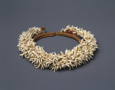 Brooklyn Museum: Headdress (Peue Ei)