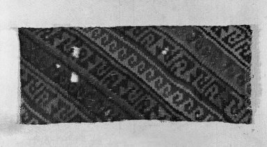 Brooklyn Museum: Textile Fragment, undetermined