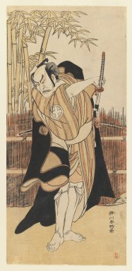 Brooklyn Museum: The Actor Otani Hiroemon III