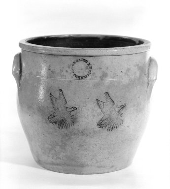 Brooklyn Museum: Jar or crock