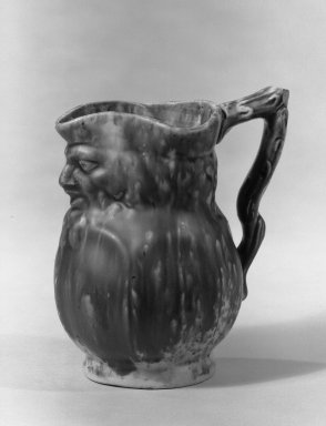 American. Toby Jug, 1846. Earthenware, rockingham glaze Brooklyn Museum, Gift of Arthur W. Clement, 43.128.152. Creative Commons-BY