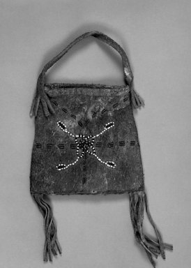 Brooklyn Museum: Pouch