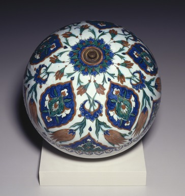 Brooklyn Museum: Spherical Hanging Ornament