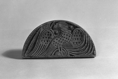 Brooklyn Museum: Butter Print