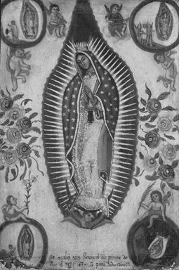 Brooklyn Museum: Virgin of Guadalupe