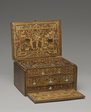 Brooklyn Museum: Traveling Desk (Escritorio)