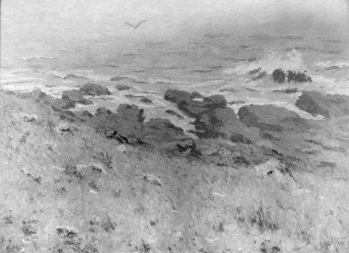 Brooklyn Museum: Cranberry Island Fog