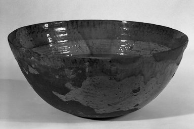 Punch Bowl, 1792. Earthenware, 7 1/8 x 16 1/2 x 16 1/2 in. (18.1 x 41.9 x 41.9 cm). Brooklyn Museum, Dick S. Ramsay Fund, 48.143. Creative Commons-BY