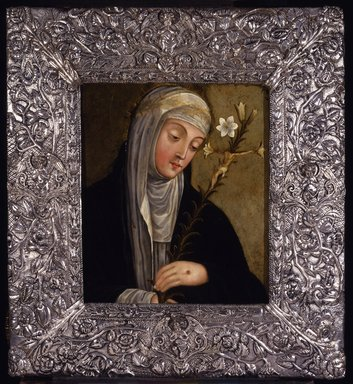 Brooklyn Museum: Saint Catherine of Siena