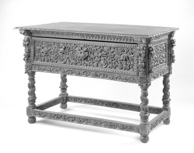 Brooklyn Museum: Console Table