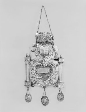 Brooklyn Museum: Torah Breastplate