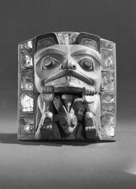 Brooklyn Museum: Headdress Frontlet