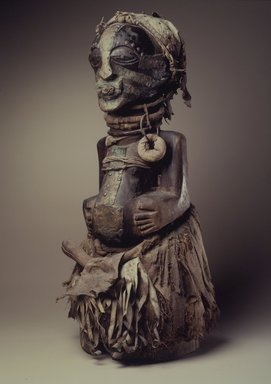 Brooklyn Museum: Power Figure (Nkishi)