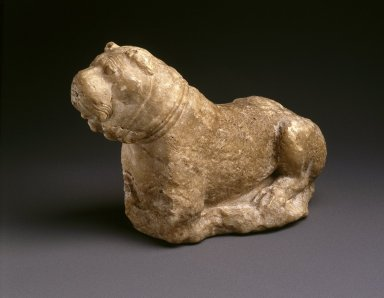 Brooklyn Museum: Recumbent Dog